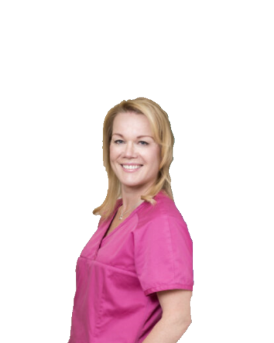 Suuhygienisti Anne Hyvönen